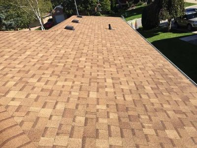 Full Shingle Roof Installation